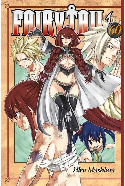 Fairy Tail 60 - Hiro Mashima