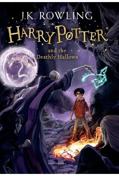 Harry Potter And The Deathly Hallows (7 / 7) - J. K. Rowling