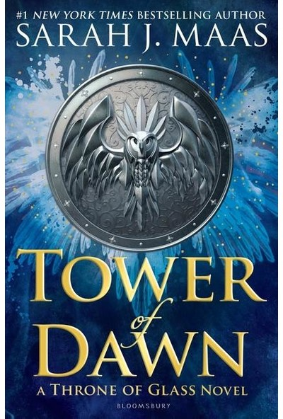 Tower Of Dawn (Throne Of Glass Novel) - Sarah J. Maas