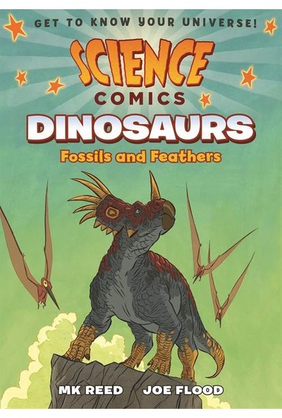 Science Comics Dinosaurs - MK Reed