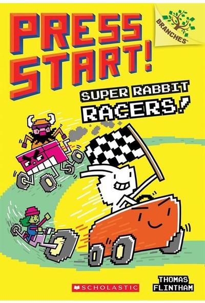 Super Rabbit Racers (Press Start 3) - Thomas Flintham