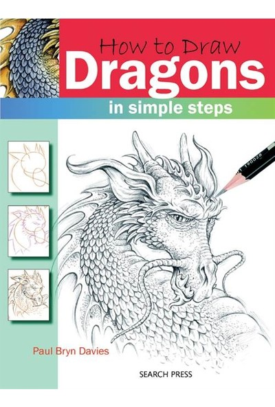 How To Draw Dragons - Paul Davies