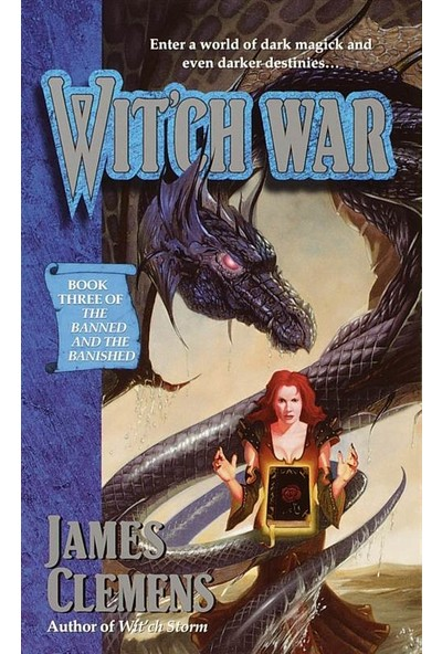 Witch War - James Clemens