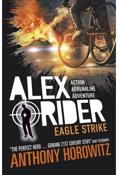 Alex Rider 4: Eagle Strike - Anthony Horowitz