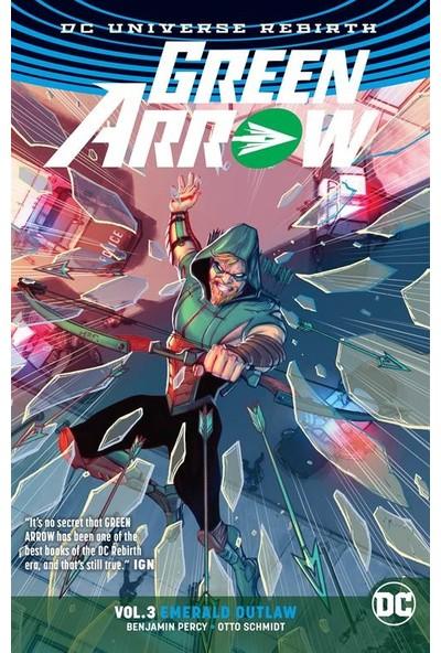 Green Arrow 3: Emerald Outlaw (Rebirth)
