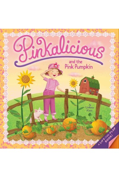 Pinkalicious And The Pink Pumpkin - Victoria Kann