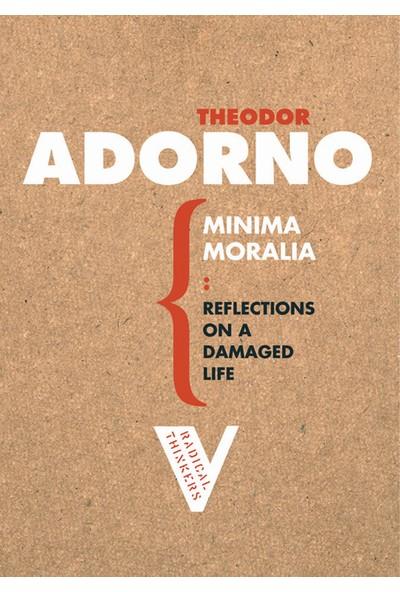 Minima Moralia - Theodor Adorno