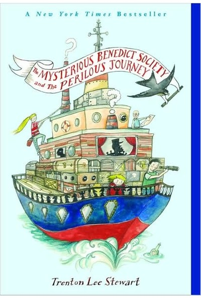 The Mysterious Benedict Society And The Perilous Journey - Trenton Lee Stewart