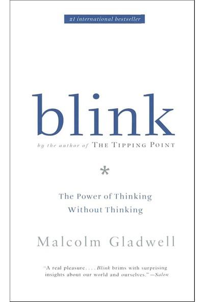Blink (Mass Market Ed.) - Malcolm Gladwell