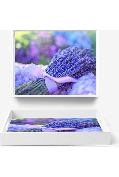 Artua By Foresta Concept MDF Tepsi Tablo ART121