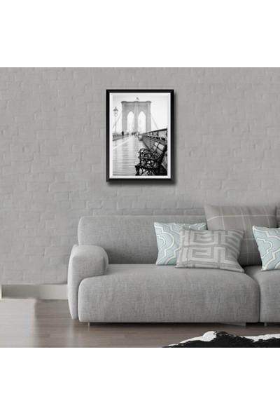 Dekolia By Foresta Concept Çerçeve Görünümlü Mdf Tablo DKE239