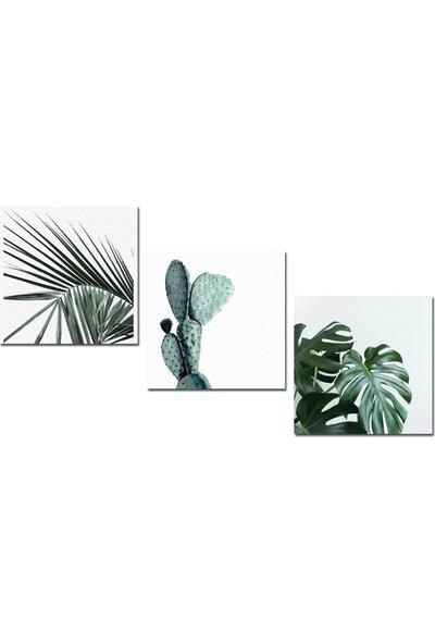 Dekolia By Foresta Concept 30x30 3'lü Mdf Tablo DKI182