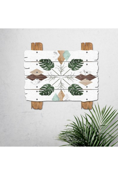 Luven By Foresta Concept Çok Amaçlı Mdf Askılık LVN265
