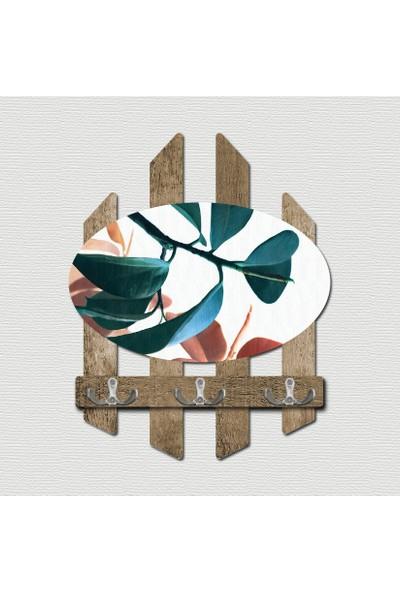Luven By Foresta Concept Çok Amaçlı Mdf Askılık LVY293