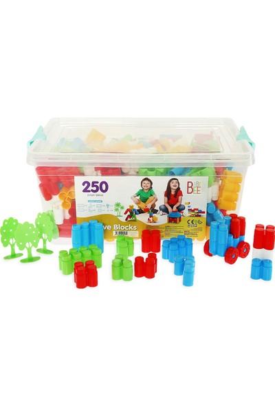 Babybee Zeka Blokları 250 Parça