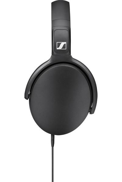 Sennheiser HD 400S Kafa Üstü Siyah Kulaklık