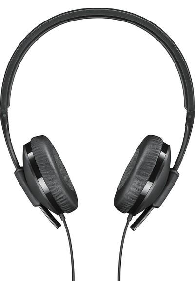 Sennheiser HD 100 Kafa Üstü Siyah Kulaklık