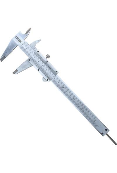 Ekonomik Metal Gövdeli Mekanik Kumpas 0-150 mm
