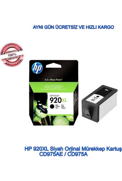 Proprint Hp 920Xl Siyah Mürekkep Kartuş Cd975Ae / Cd975A