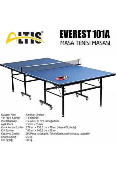 Everest 101A Katlanabilir İç Ortam Masa Teni̇si̇ Masası
