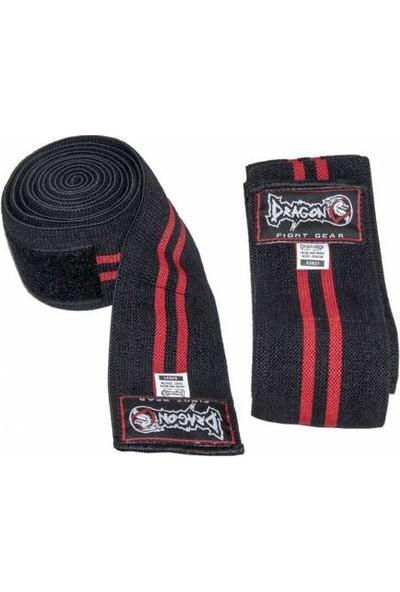 Dragon Di̇Z Bandaji Halter Ve Fitness Di̇Z Sargi Bandaji 200 Cm