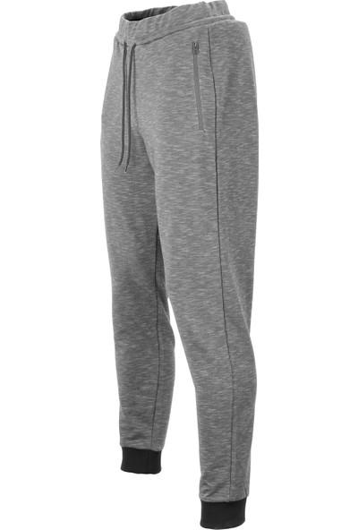 Exuma 191 3086 Erkek Siyah Sweat Pantolon