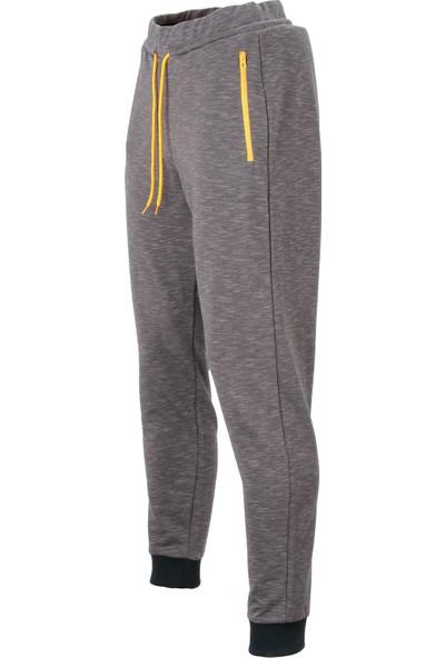 Exuma 191 3086 Erkek Haki Sweat Pantolon