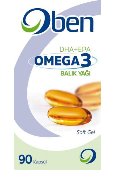 Omega Soft 90 Kapsül
