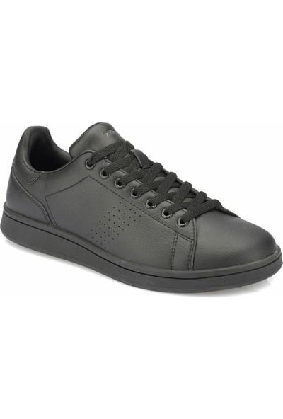 Kinetix Plain W Siyah Siyah Kadın Sneaker Ayakkabı