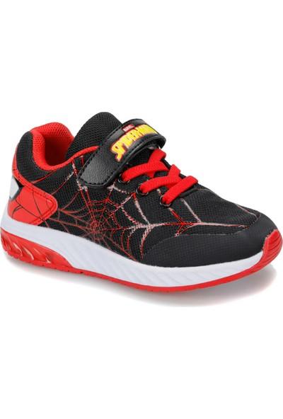 Spiderman 91.Raton.P Siyah Erkek Çocuk Spor Ayakkabı