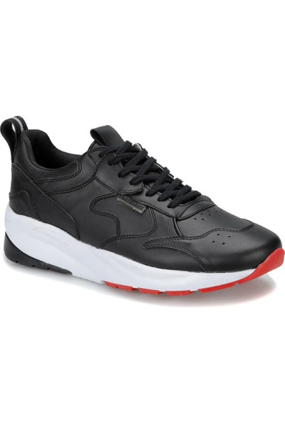 Lumberjack Midland Siyah Erkek Sneaker Ayakkabı
