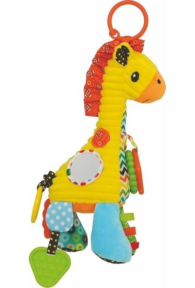 Prego Toys Zürafa Larry Oyuncak P206094