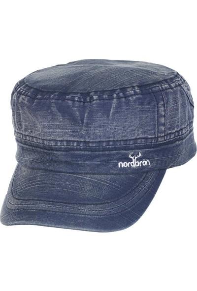 Nordbron Nb8008C048 Koyu Lacivert Kadın Şapka