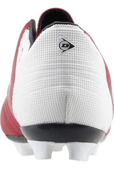 Dunlop 111104Kg Krampon Çim Saha Erkek Çocuk Futbol Ayakkabısı Kirmizi