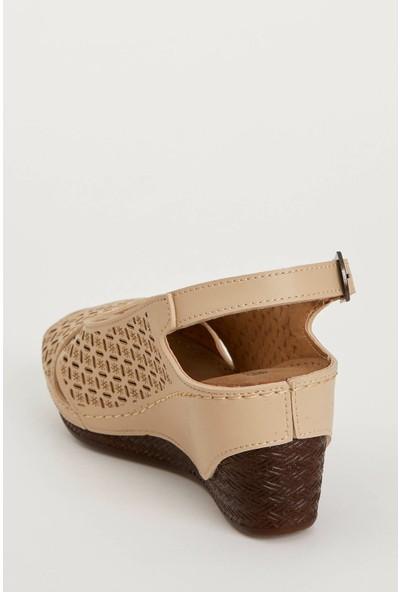 Defacto Topuklu Kadın Sandalet