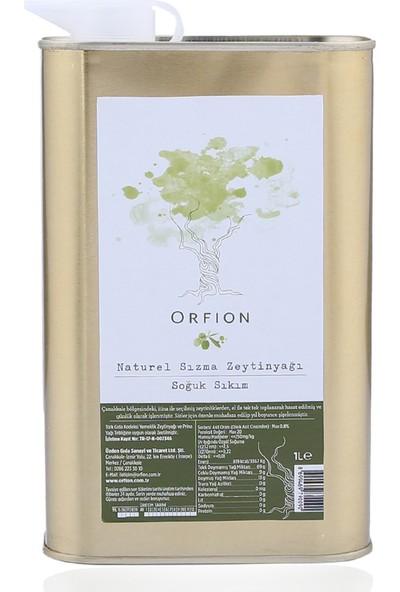 Orfion Olgun Hasat Naturel Sızma Zeytinyağı 1lt