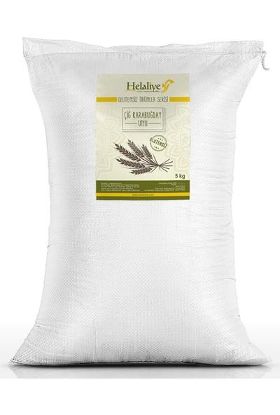 Helaliye Glutensiz Çiğ Karabuğday Unu 5kg