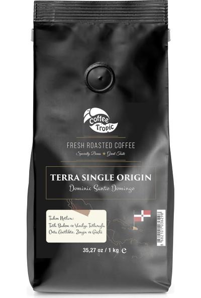 Coffeetropic Terra Single Origin Dominic Santo Domingo 1 Kg