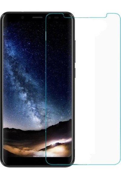 Casestore Casper Via G1 Plus Nano Ekran Koruyucu Cam Şeffaf + Şeffaf Silikon Kılıf