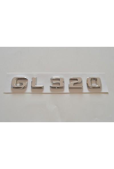 Mercedes GL320 Yazı
