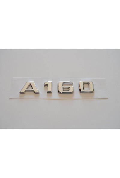 Mercedes A160 Yazı W168