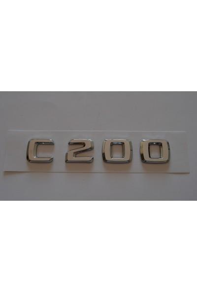Mercedes C200 Yazı W202