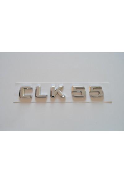 Mercedes CLK55 Yazı W208