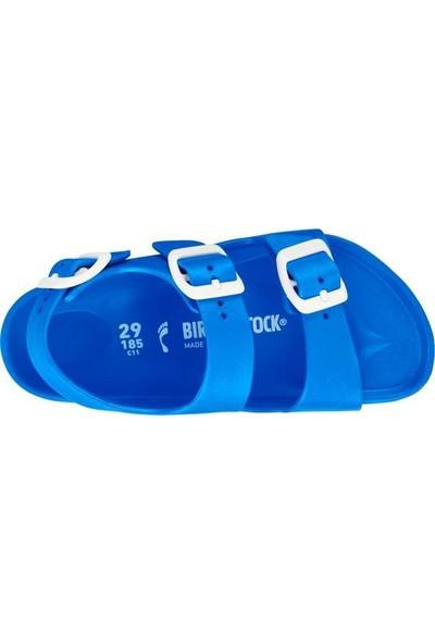 Birkenstock Milano Eva Mavi Çocuk Sandalet 1009355