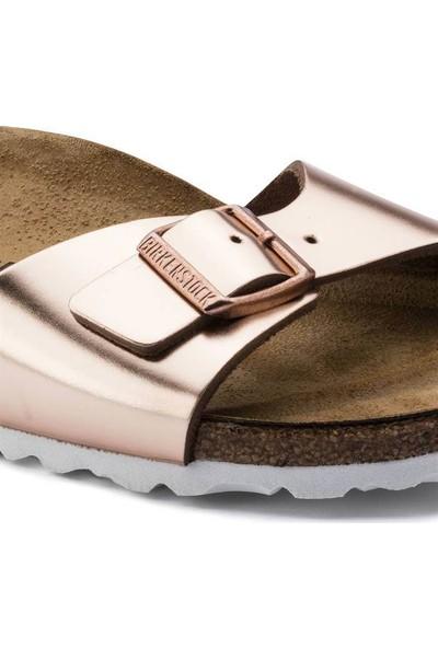 Birkenstock Madrid Nl Metallic Copper Kadın Sandalet 1005051