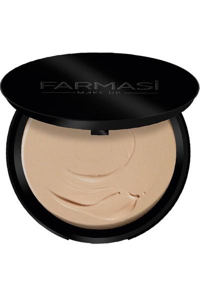 Farmasi Make Up Flawless Touch Pata Krem Fondöten 10G Dark Beige-04