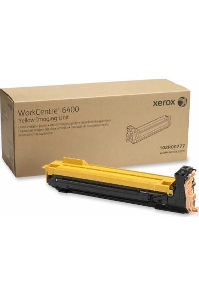 Xerox Workcentre 6400-108R00777 Sarı Drum Ünitesi