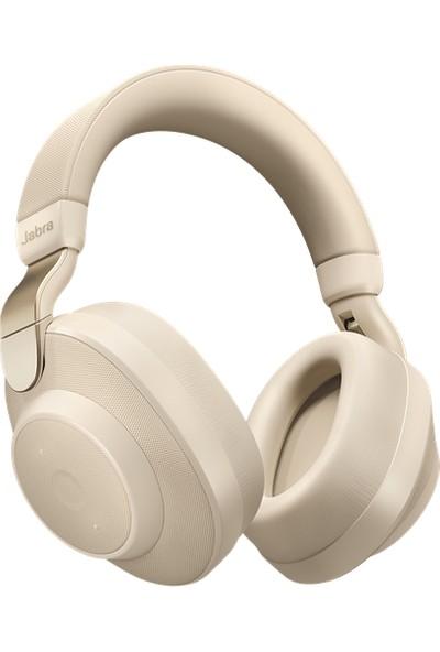 Jabra Elite 85H Aktif-Pasif Gürültü Önleyici Kulaküstü Bluetooth Kulaklık Bej