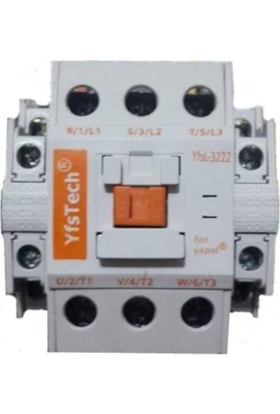 Yfs 32A Kontaktör 2No 2Nc