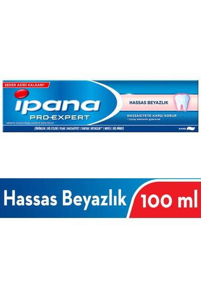 Ipana Pro-Expert 100 ml Hassas Beyazlık Nane Diş Macunu